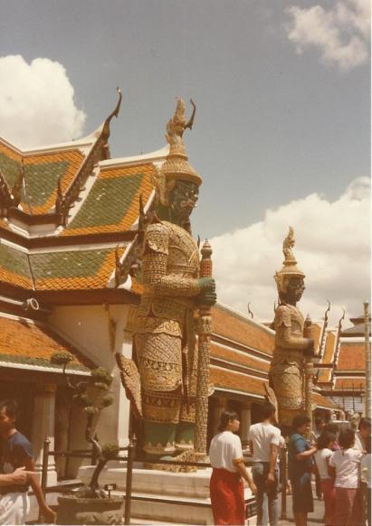 Grand Palace Bangkok 1985 001