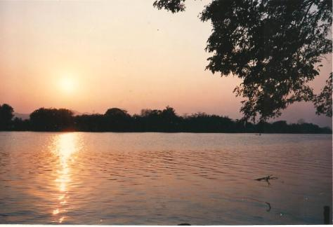 Sunset on the River Kwai 1988