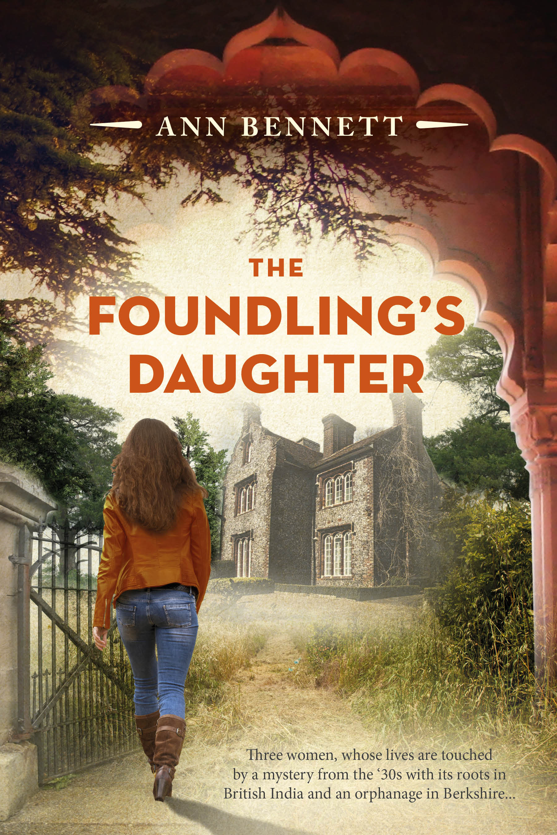The Foundlings Daughter Cover LARGE EBOOK